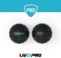 Masážní míček Target LIVEPRO OBĚ STRANY