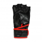 MMA rukavice DBX BUSHIDO ARM-2014a vnitřek