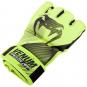 MMA rukavice Training Camp černé neo žluté VENUM spodek