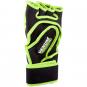 MMA rukavice Training Camp černé neo žluté VENUM detail