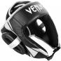 Chránič hlavy Challenger Open Face černý bílý VENUM