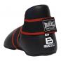 Chrániče na nárty - botička BAIL černé detail