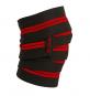 Bandáže na kolena - vzpěračské Red Line HARBINGER