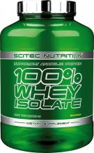 SCITEC 100% Whey Isolate 2000 g
