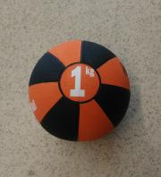 Medicinball gumový