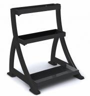 Posilovací stojan TUNTURI Kettlebell Rack - stojan na kettlebell