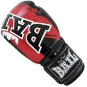 Boxerské rukavice B-fit 10 oz BAIL Red to black
