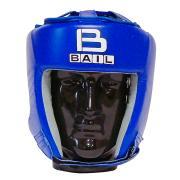 Boxerská přilba kožená BAIL Competition