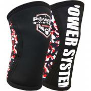 Kolenní bandáže POWER SYSTEM Knee Sleeves