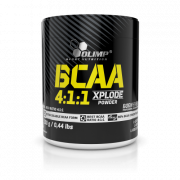 OLIMP BCAA 4:1:1 XPLODE POWDER 200 g fruit punch