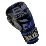 Boxerské rukavice B-fit 10 oz BAIL Black to blue