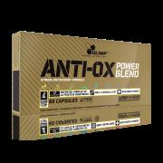 OLIMP ANTI-OX Power Blend 60 kapslí + 5 vzorků WHEY PROTEIN COMPLEX ZDARMA!