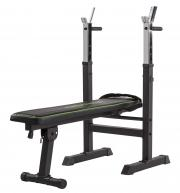 Posilovací lavice TUNTURI WB20 Basic Weight Bench