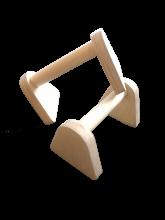 Opěrky na kliky dřevěné 25 cm