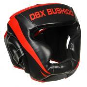 Boxerská helma DBX BUSHIDO ARH-2190R červeno-černá
