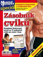 Zásobník cviků Muscle & Fitness