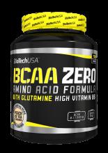 BIOTECH USA BCAA Zero 700 g + Glutamine ZERO 300 g ZDARMA!