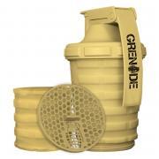 Shaker GRENADE 600 ml + 300 ml pískový