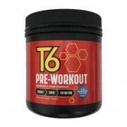 ADAPT T6 Pre-workout 215 g modrá malina