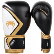 Boxerské rukavice Contender 2.0 černé/bílo-zlaté VENUM