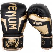 Boxerské rukavice Elite černé/zlaté VENUM