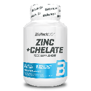 BIOTECH USA Zinc + Chelate 60 tablet