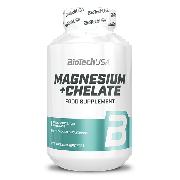 BIOTECH USA Magnesium + Chelate 60 kapslí