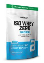 BIOTECH USA Iso Whey Zero Lactose Free natural 500 g kokos