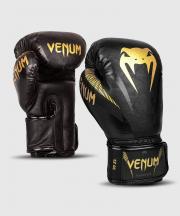 Boxerské rukavice Impact černé/zlaté VENUM