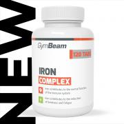 GymBeam Iron Complex 120 tablet