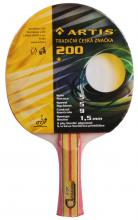 Pingpongový stůl  Pálka na stolní tenis ARTIS 200