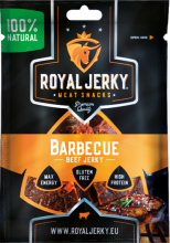 Royal Jerky Beef Barbecue 12x22 g