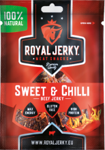 Royal Jerky Sweet Chilli 12x22 g