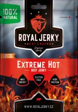 Royal Jerky Mix2 (4x22 g krůtí, 4x22 g vepřové, 4x22 g extreme hot hovězí)
