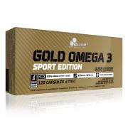 OLIMP Gold Omega 3 Sport Edition 120 kapslí