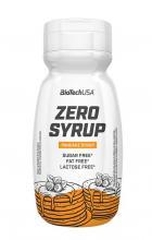 BIOTECH USA Zero Syrup 320 ml maple syrup - javorový sirup