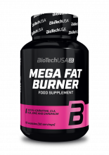 BIOTECH USA Mega Fat Burner (for her) 90 kapslí