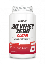 BIOTECH USA Iso Whey Zero Clear 1362 g
