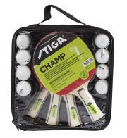 STIGA Set Champ - 4 pálky a 8 míčků