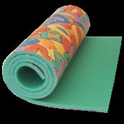 Podložka na cvičení Color Design 180 cm YATE