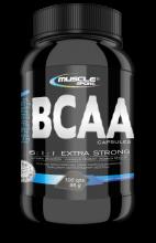 MUSCLE SPORT BCAA Extra Strong 6:1:1 - 100 kapslí