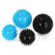 Masážní míčky GRESPI DUO 65 mm a 90 mm - 4 ks SPOKEY