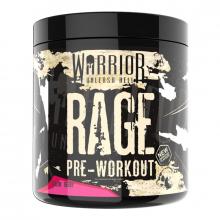 WARRIOR Rage Pre-Workout 392 g vodní meloun