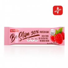 NUTREND Be Slim 30 % Protein Bar 35 g malina