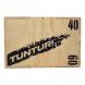 Plyometrická bedna dřevěná TUNTURI Plyo Box horní pohled