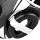 Chránič hlavy Challenger Open Face černý bílý VENUM uši