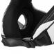 Chránič hlavy Challenger Open Face černý bílý VENUM detail