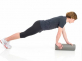 Pilates pěnový válec Foam Roller 45 cm TOGU antracitový workout