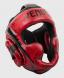 Chránič hlavy Elite red camo VENUM pohled